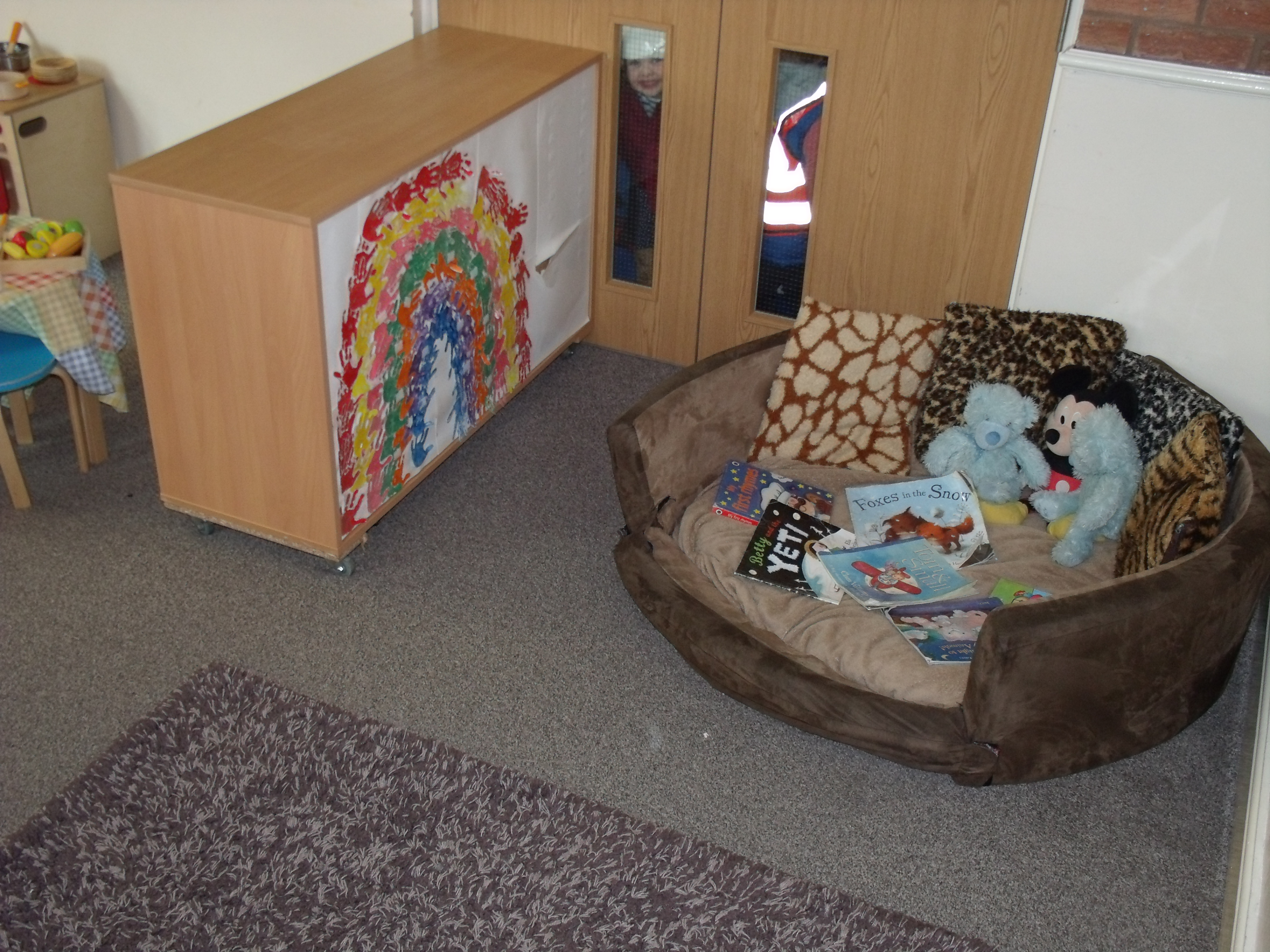 Setting Up A Baby Room In A Day Nursery